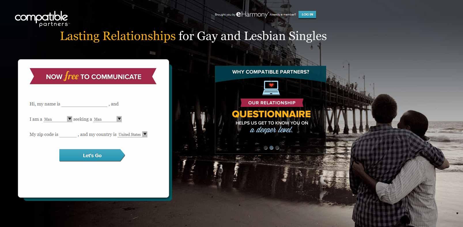Gay dating sites international