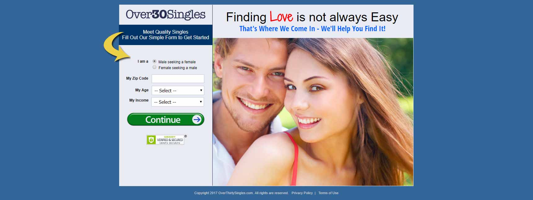 30 and over dating sites