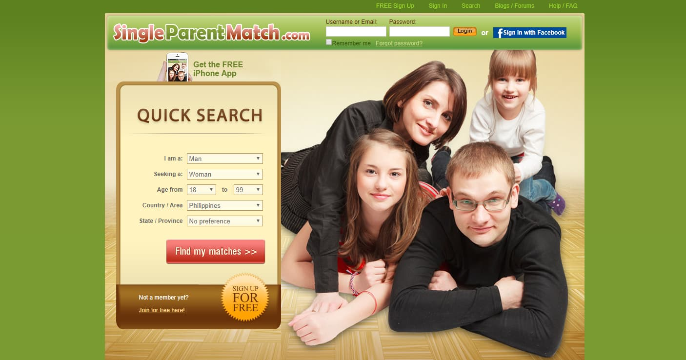 Parent online dating site